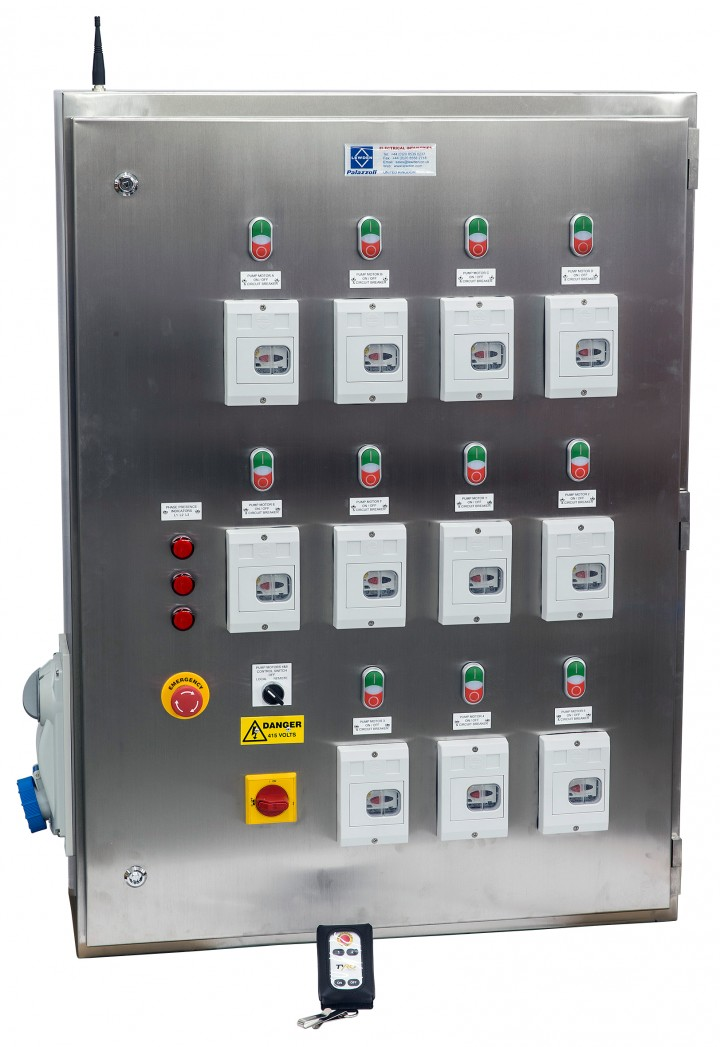 Distribution Unit Stainless Steel