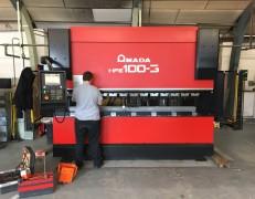 Amada HFE100-3 Press Brake